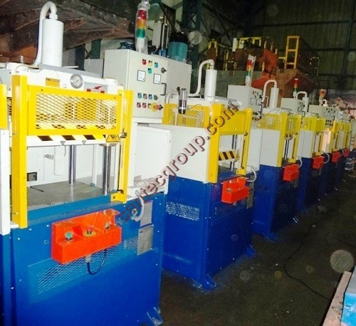 Hydraulic Trim Press