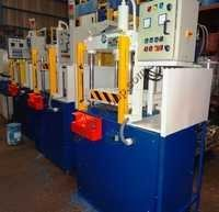 Hydraulic Trimming Presses to  remove  burrs from  casting  products