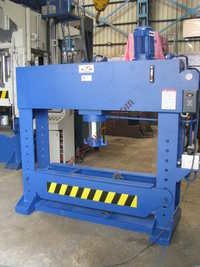 Industrial Hydraulic Workshop Press
