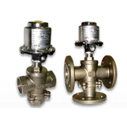 Low Pressure Control Valves