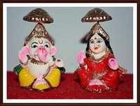 Laxmi Ganesh Idol