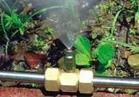 Drip Irrigation Compression Fittings