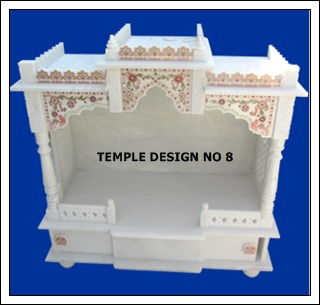 Household Marble Temple