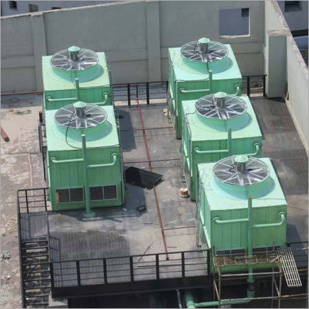 DG Set Cooling Tower Installation Service
