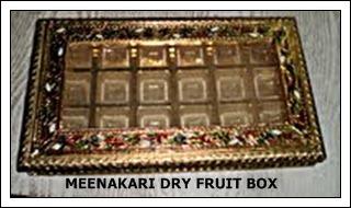 Meenakari Chocolate Box