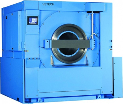 WASHER EXTRACTOR WITH TILTING