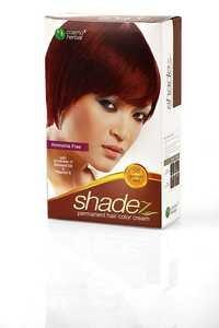 Shadez Hair Color Cream  (Garnet Red)