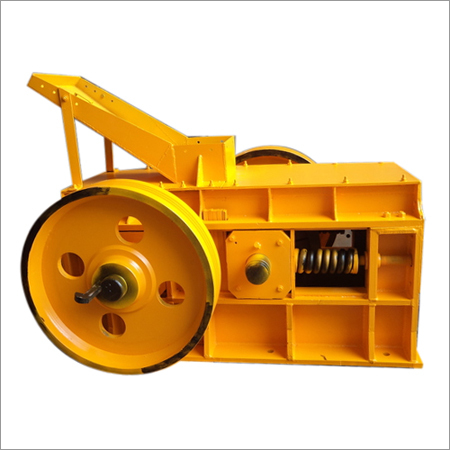 Roll crusher / Dust Machine