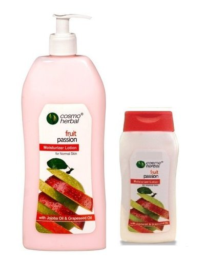 Fruit Passion Daily Moisturizer Lotion