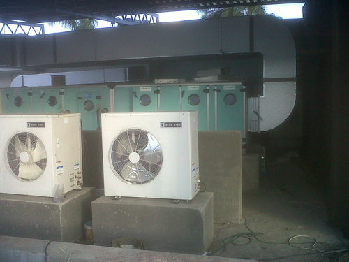 DX Air Conditioner
