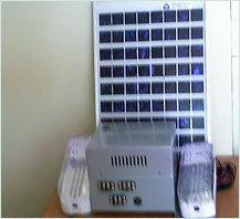 LED Solar Light System