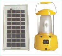 LED Solar Lantern