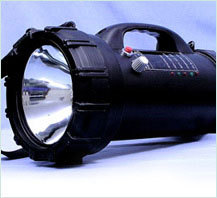 Solar Army Search Light