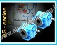 Corrosion-Resistant Stainless Steel Gear Pump