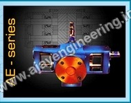 External Bearing Type Pumps