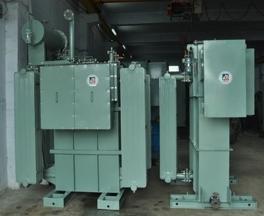 H. T. Voltage Stabilizer