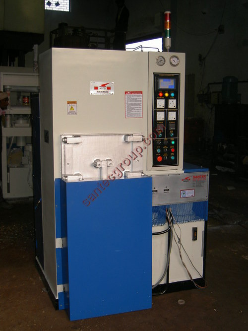 Vacuum Compression Moulding Press