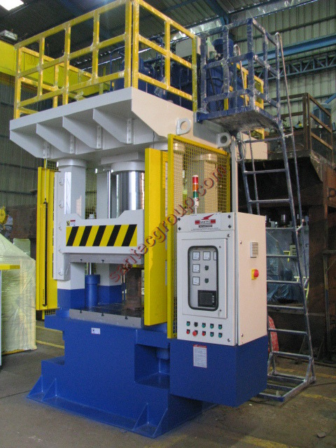 Hydraulic Moulding Presses