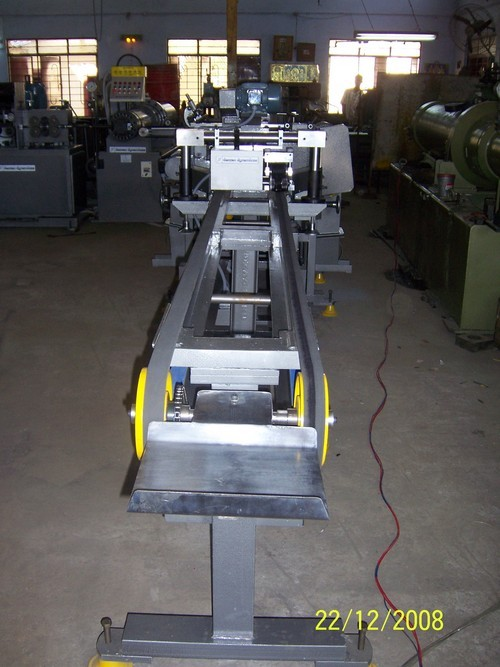 Welding Electrode Plant Machine