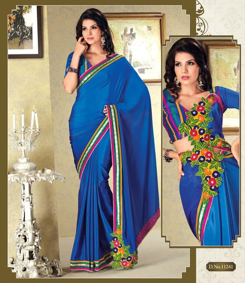 Fashionable Ladies Sarees