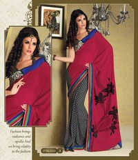 Printed Ladies Sarees