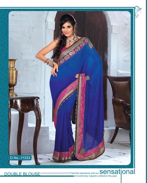 Latest designs of sarees