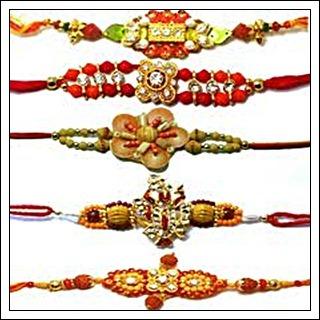 Rakhi Design