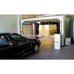 Large Vehicle Bomb Detector