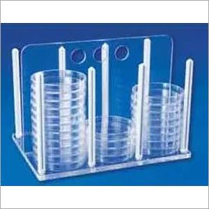 Rack For Petri Dish
