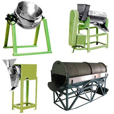 Vegetable Machinery