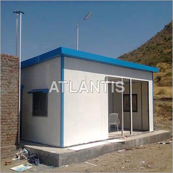 Fiber Cement Porta Cabin