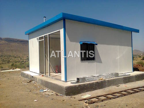 Fiber Cement Board Cabins