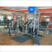 12 Station Multi-Gym