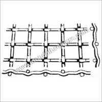 Lock Crimp Weaving