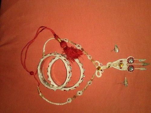 Jute fancy Jewellery