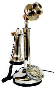 Pole Telephone (Shine Finish)