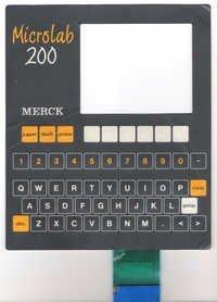 Custom Membrane Keypad