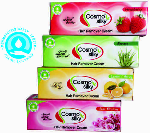 Cosmo Silky Hair Remover Cream 50g