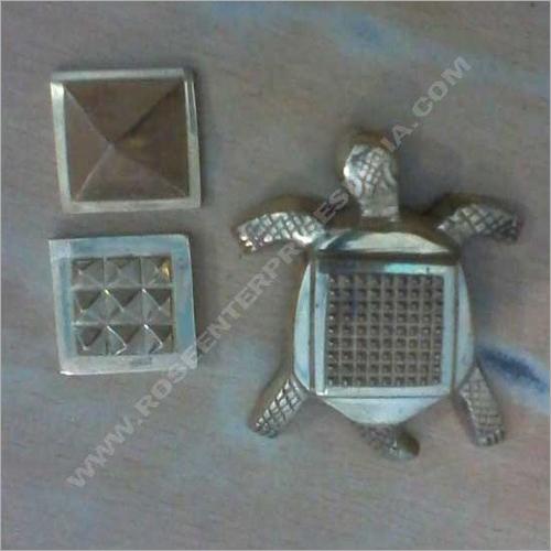Brass Pyramid Tortoise Shree Yantra