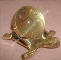 Tortoise Cutting Shubh Labh Yantra \ Shree yantra