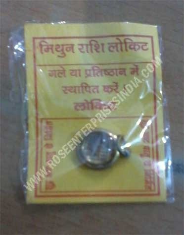Mithun Rashi Neck Locket