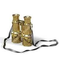 Nautical Marine Brass Binocular