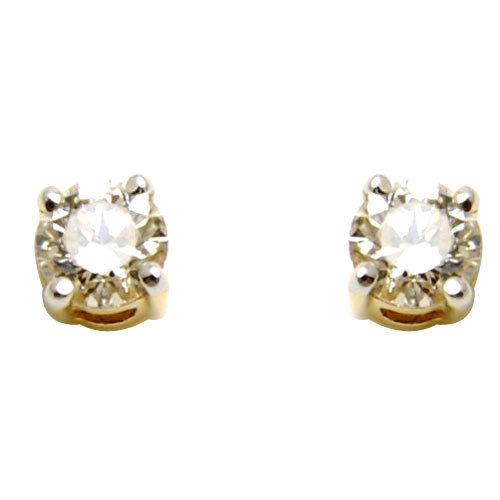 diamond earrings,diamond studs and tops earring 18karat for online shopping, online gold jeweller