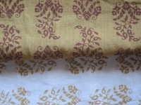 GOTS certified Printed fabrics
