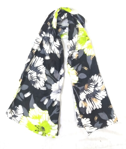 Rayon Printed Fancy Scarves