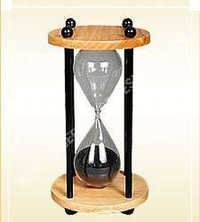 Nautical Wood Sand Timer