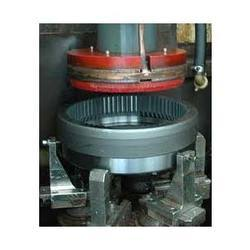 Induction Tempering Machine