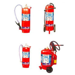 Fire Extinguishers & Refilling Fire Extinguishers