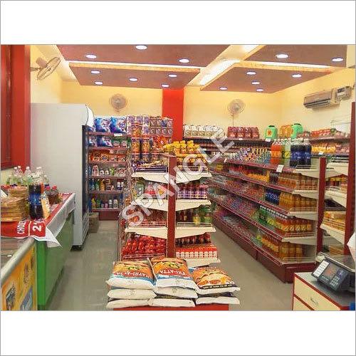 Supermarket Shelving Racks