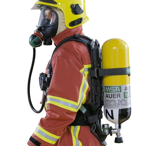 Self Contained Breathing Apparatus (scuba)